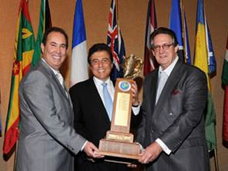 Bahamas Hotelier of the Year - Markantonis