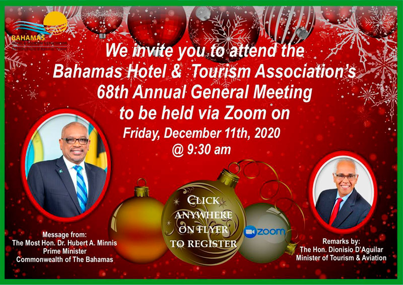 Register For BHTA's Annual General Meeting