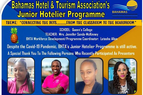 BHTA Junior Hotelier Programme Still Active